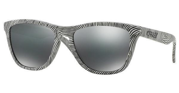 Oakley OO9013 901352 BLACK IRIDIUMFINGERPRINT POLISHED WHITE