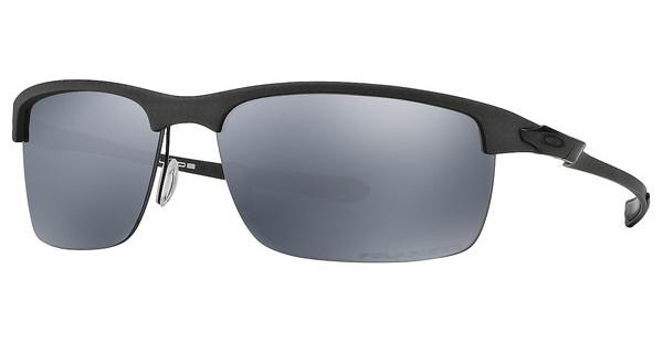 Oakley OO9174 917403 BLACK IRIDIUM POLARIZEDMATTE/ SATIN BLACK