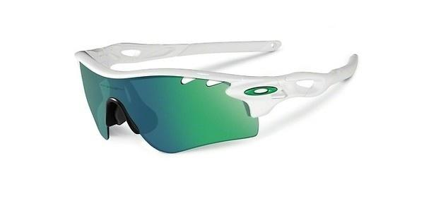 Oakley OO9181 918105 JADE IRIDIUMPOLISHED WHITE