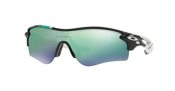 Oakley OO9181 918131 JADE IRIDIUM & BLACK IRIDIUMPOLISHED BLACK