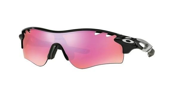 Oakley OO9181 918141 PRIZM TRAILPOLISHED BLACK