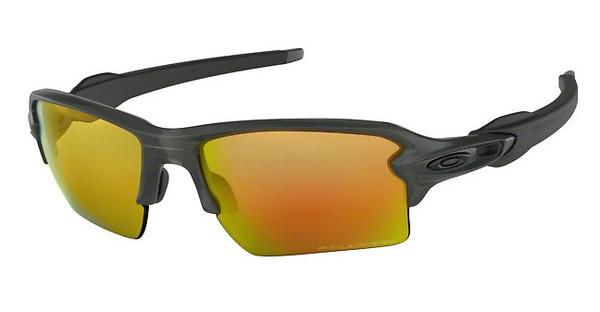Oakley OO9188 918810 FIRE IRIDIUM POLARIZEDMATTE GREY SMOKE