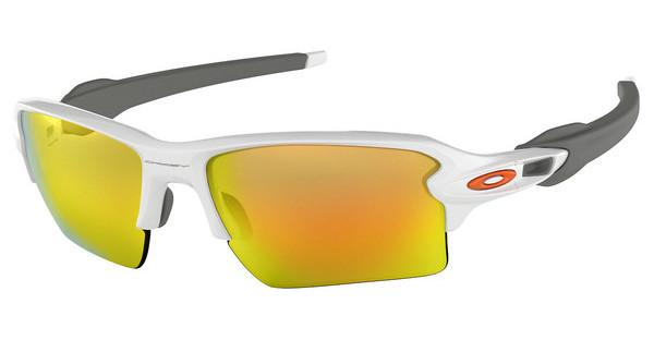 Oakley OO9188 918819 FIRE IRIDIUMPOLISHED WHITE