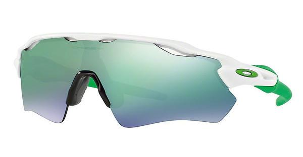 Oakley OO9208 920848 JADE IRIDIUMPOLISHED WHITE