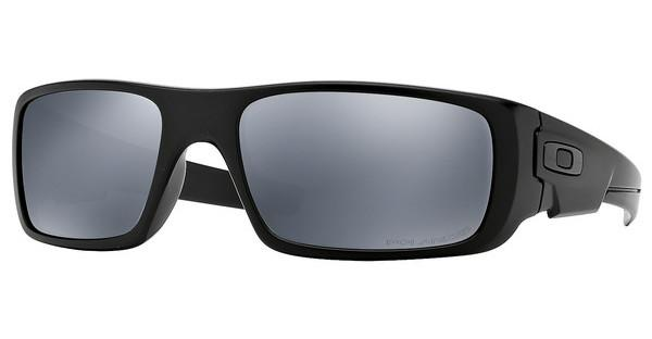 Oakley OO9239 923906 BLACK IRIDIUM POLARIZEDMATTE BLACK
