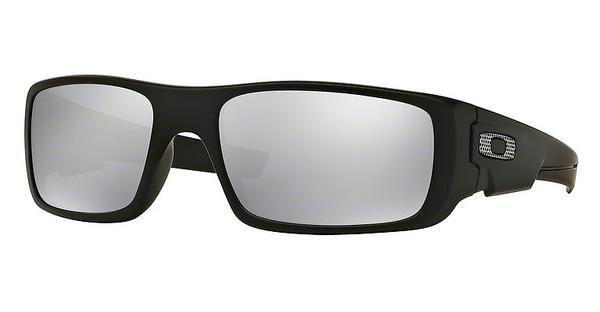 Oakley OO9239 923920 CHROME IRIDIUMMATTE BLACK