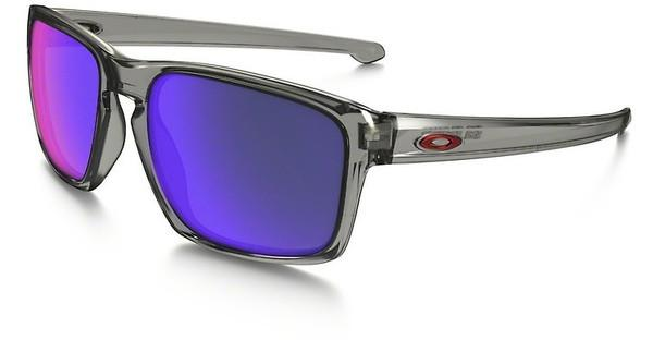 Oakley OO9262 926211 POSITIVE RED IRIDIUM POLARIZEDGREY SMOKE