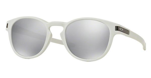 Oakley OO9265 926516 CHROME IRIDIUMMATTE WHITE