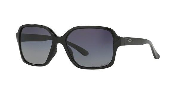 Oakley OO9312 931204 GREY GRAD POLARPOLISHED BLACK