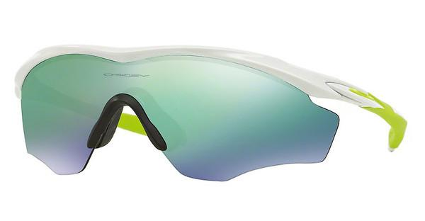 Oakley OO9343 934307 JADE IRIDIUMPOLISHED WHITE