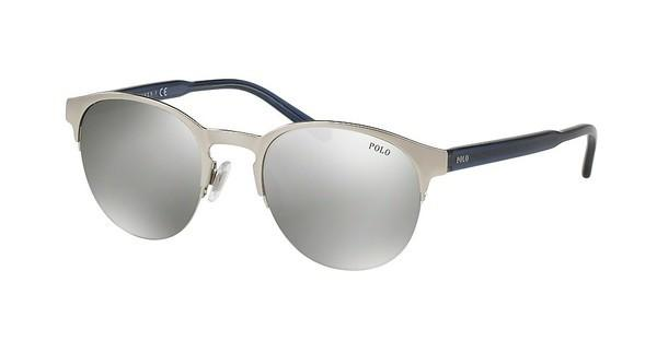 Polo PH3099 93166G MIRROR GREYSEMISHINY SILVER