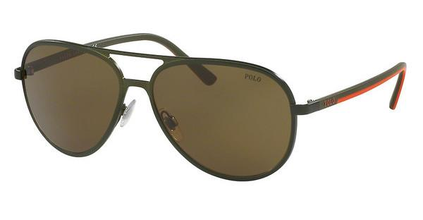 Polo PH3102 900573 OLIVESEMISHINY OLIVE