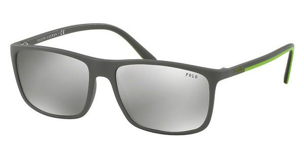 Polo PH4115 56076G MIRROR GREYMATTE GREY