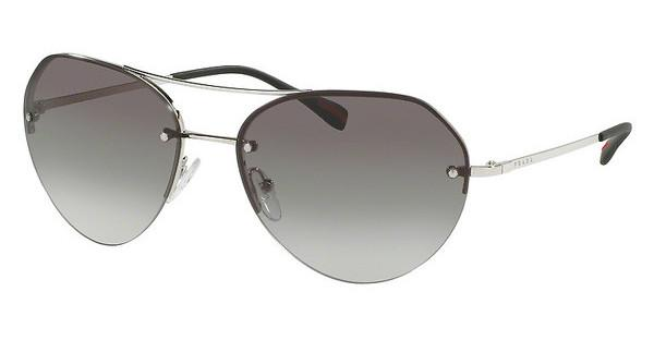 Prada Sport PS 57RS 1BC0A7 GREY GRADIENTSILVER