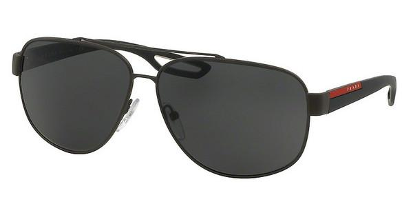 Prada Sport PS 58QS UAE1A1 GREYBROWN RUBBER