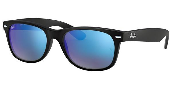 Ray-Ban RB2132 622/17 GREY MIRROR BLUERUBBER BLACK