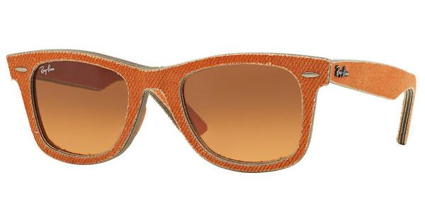 Ray-Ban RB2140 11653C ORANGE GRADIENT BROWNJEANS ORANGE