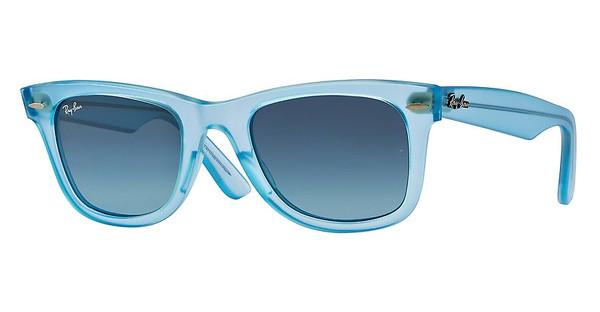 Ray-Ban RB2140 60554M BLUE GRADIENT BLUEDEMI GLOSS ICE