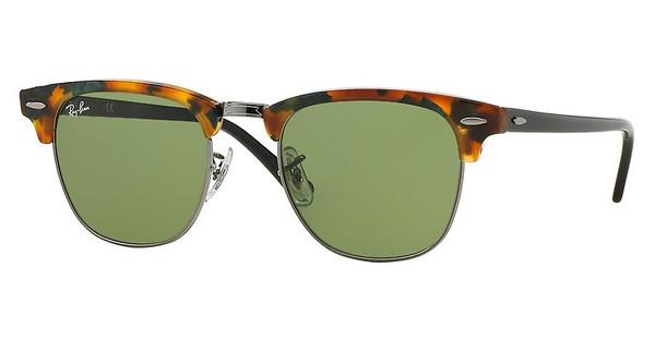 Ray-Ban RB3016 11594E GREENSPOTTED GREEN HAVANA