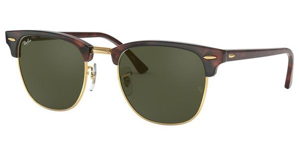 Ray-Ban RB3016 W0366 CRYSTAL GREENMOCK TORTOISE/ ARISTA