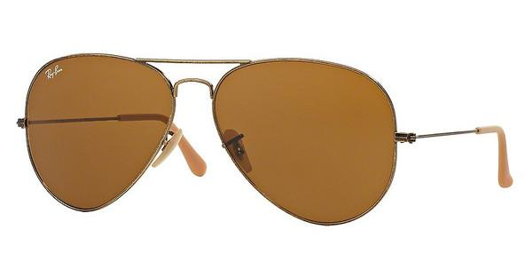 Ray-Ban   RB3025 177/33 BROWNANTIQUE GOLD