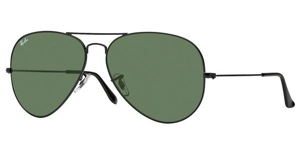 Ray-Ban RB3026 L2821 CRYSTAL GREENBLACK