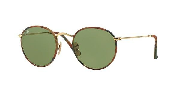 Ray-Ban RB3447JM 168/4E GREENCAMOUFLAGE BROWN/GREEN