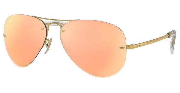 Ray-Ban RB3449 001/2Y GOLD