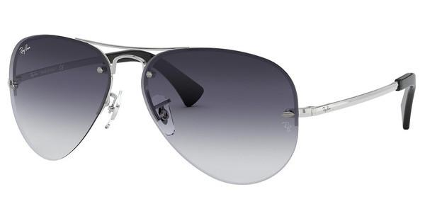 Ray-Ban RB3449 003/8G GRAY GRADIENTSILVER