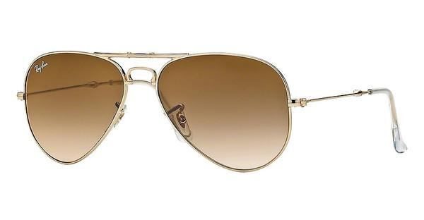 Ray-Ban RB3479 001/51 CRYSTAL BROWN GRADIENTARISTA