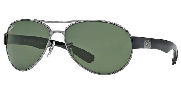 Ray-Ban   RB3509 004/9A POLAR GREENGUNMETAL