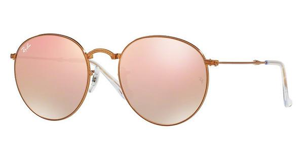 Ray-Ban RB3532 198/7Y COPPER FLASH GRADIENTSHINY BRONZE