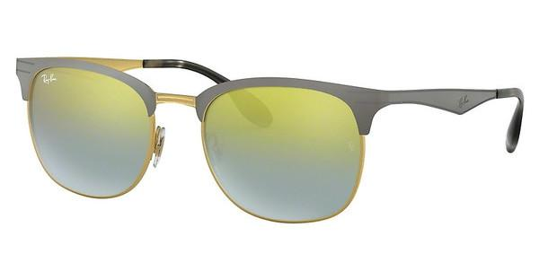 Ray-Ban RB3538 9007A7 GRADIENT GOLDGOLD/MATTE GREY