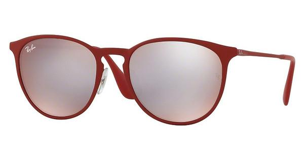 Ray-Ban RB3539 9023B5 BORDO' LIGHT FLASH GREYRUBBER BORDO'