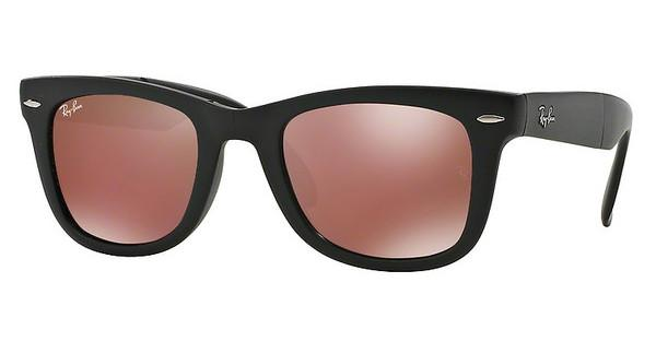 Ray-Ban RB4105 601S2K BROWN MIRROR DARK REDMATTE BLACK