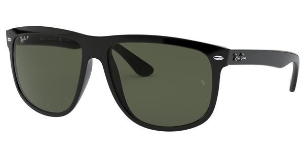 Ray-Ban RB4147 601/58 CRYSTAL GREEN POLARIZEDBLACK