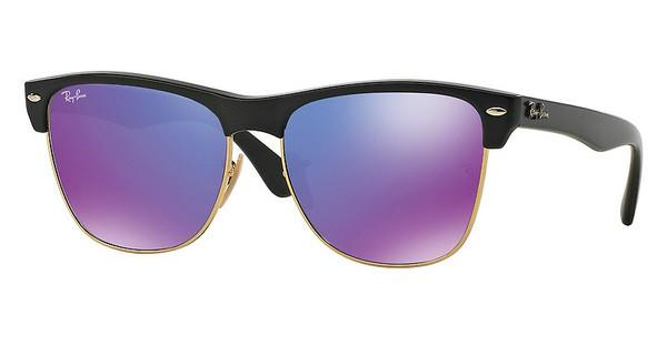 Ray-Ban RB4175 877/1M GREY MIRROR PURPLEDEMI SHINY BLACK