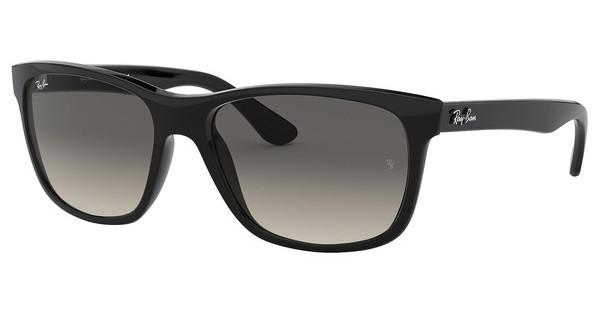 Ray-Ban RB4181 601/71 CRYSTAL GREY GRADIENT AZURESHINY BLACK