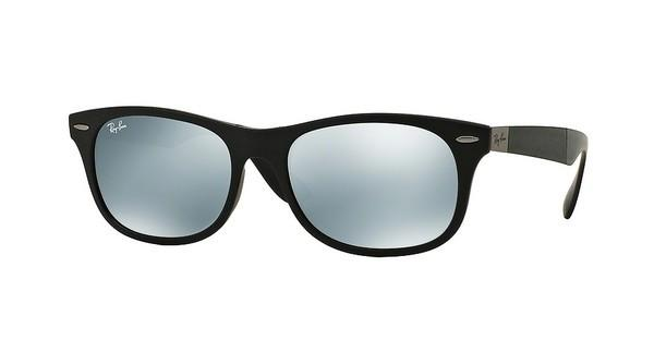 Ray-Ban RB4223 601S30 GREEN MIRROR SILVERMATTE BLACK