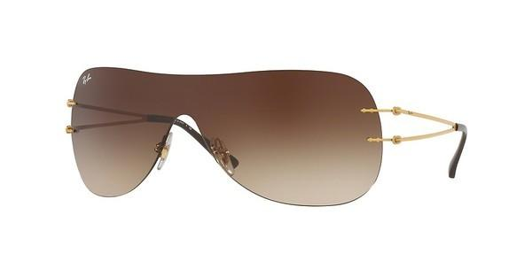 Ray-Ban RB8057 157/13 BROWN GRADIENTBRUSHED GOLD