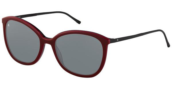Rodenstock R7404 B sun protect - smoky grey - 85 %dark red layered