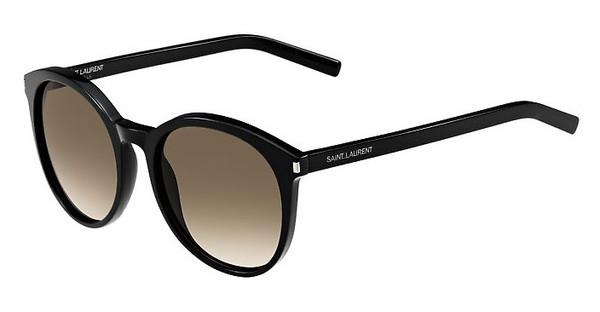 Saint Laurent CLASSIC 6 807/HA BROWN SFBLACK