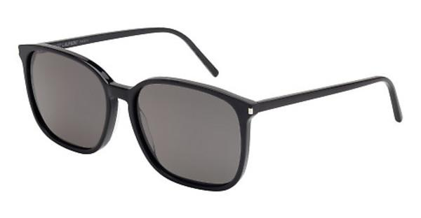 Saint Laurent SL 37 001 GREYBLACK, BLACK