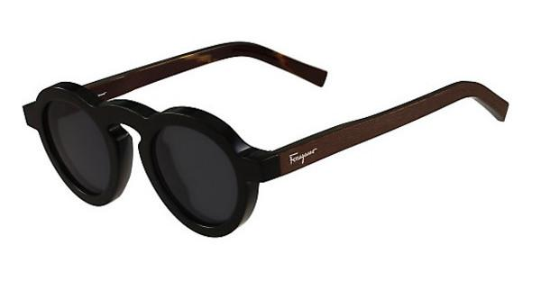 Salvatore Ferragamo SF812S 001 BLACK