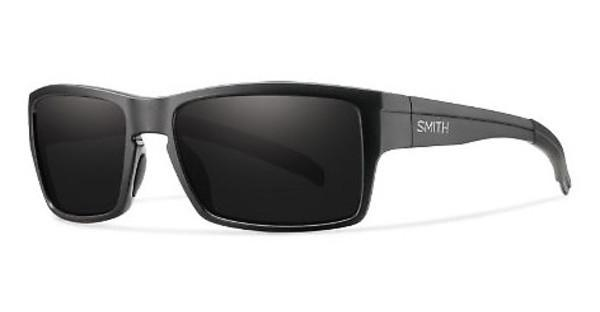 Smith OUTLIER/N DL5/3G BLACKMTT BLACK