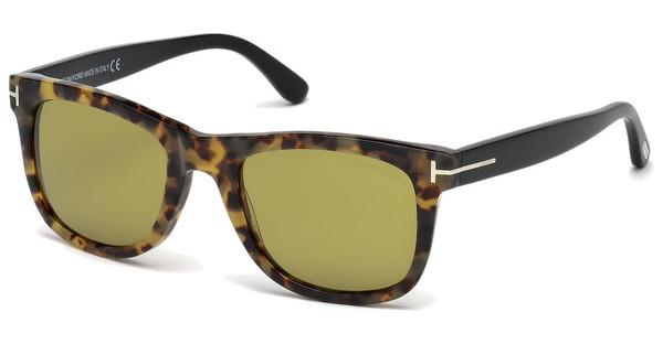 Tom Ford FT0336 55N grünhavanna bunt