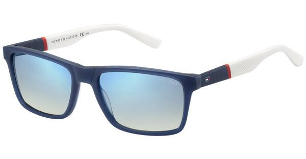 Tommy Hilfiger TH 1405/S H1O/DK FLASH BLUE SKYBLUREDWHT (FLASH BLUE SKY)