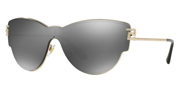 Versace VE2172B 12526G GREY MIRROR SILVERPALE GOLD