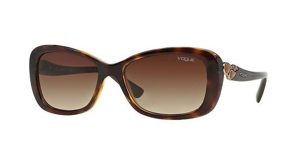Vogue VO2917S W65613 BROWN GRADIENTDARK HAVANA
