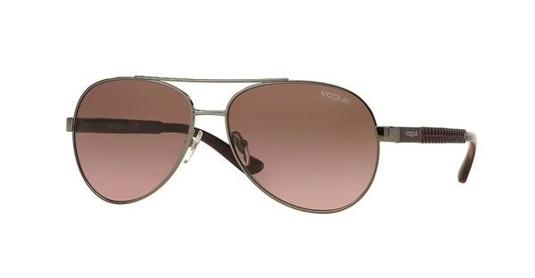 Vogue VO3997S 548/14 PINK GRADIENT BROWNGUNMETAL